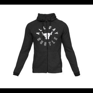 8ef5db261 Under Armour Other - Under armour project rock hoodie size
